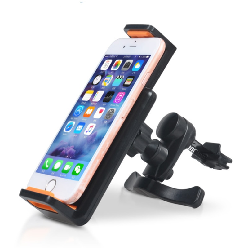 Car Phone Holder Car Air Vent Smartphone Mount Universal Mobile Phone Support Stand Cellphone Accessories