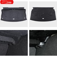 car trunk firewall mat pad cover deadener interior heat sound insulation soundproof cotton for bmw 3 series g20 car styling