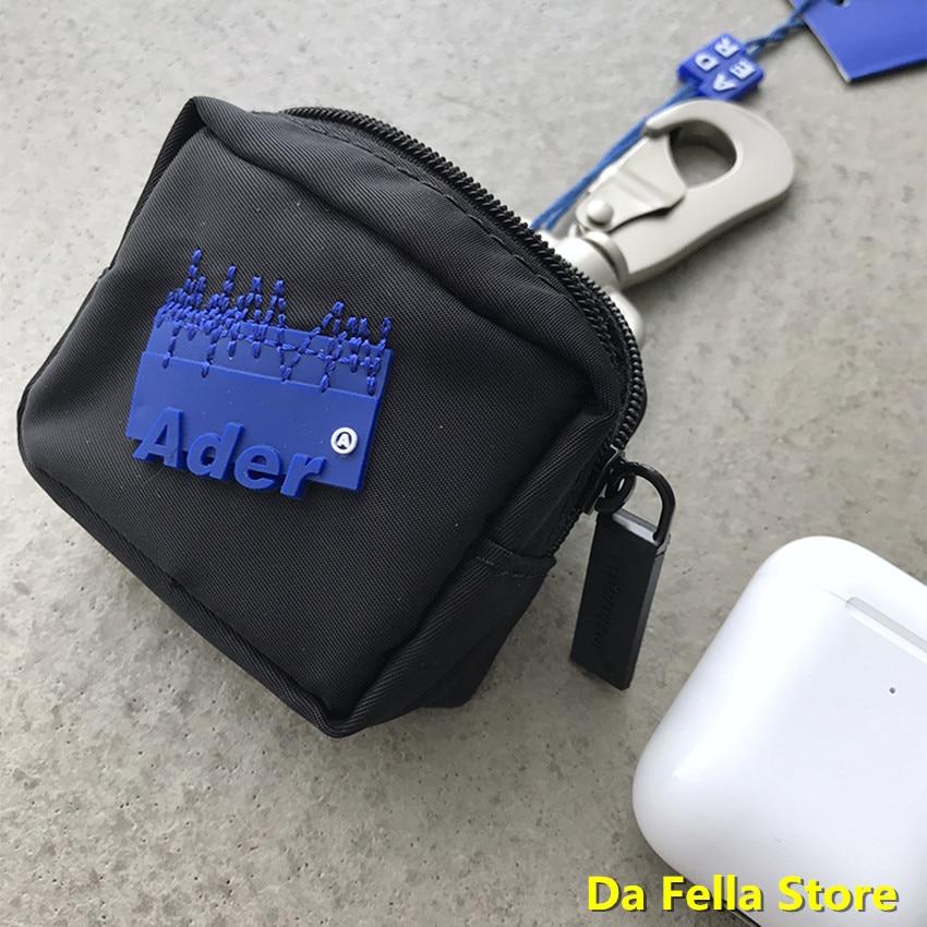 2020 Adererror Air pocket Wallets Men Women Casual 1:1 Version Ader error Bag Polyester Adererror Ke