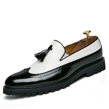 Summer Casual Men Shoes Fashion High Quality Trend Peas male Shoes Business Set Foot Loafers Wear-re