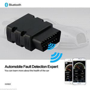 Image 2 - Автомобильный диагностический сканер KONNWEI Elm327 V1.5 Bluetooth KW902 OBD2 Elm 327 в 1,5 OBD 2 с чипом V1.5 PIC18F25K80 ELM327 на Android
