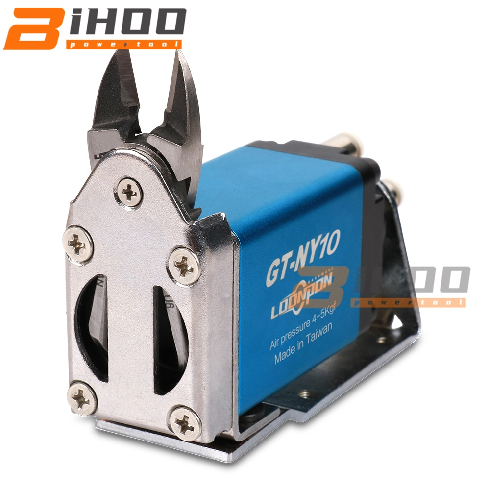 GT-NY10/GT-NY15 سبائك الصلب معدن صغير هوائي مقص هوائي الهواء القراص أدوات الهواء لقطع البلاستيك