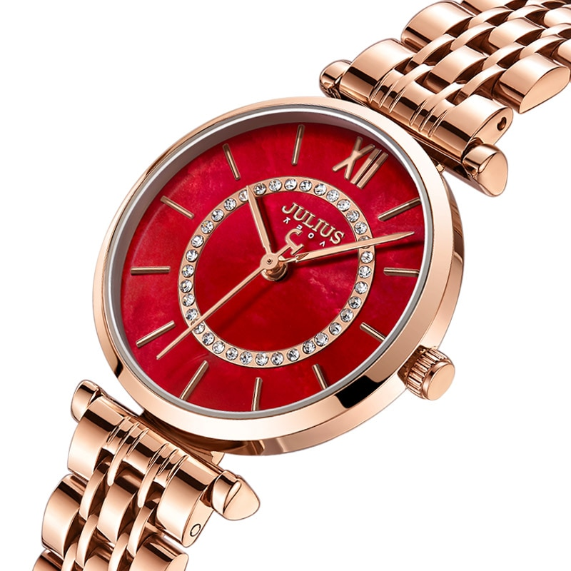 Watch Luxury Designer Watches for Women Steel Top Quality Quartz Shell Dial Fashion Gift Wristwatch Best Seller New Arrival enlarge