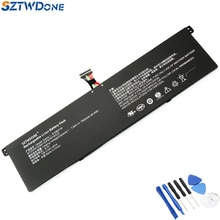 SZTWDONE R15B01W Laptop Battery For Xiaomi laptop Pro 15.6'' Inch TM1701 171501-AL 171501-AF 171501-