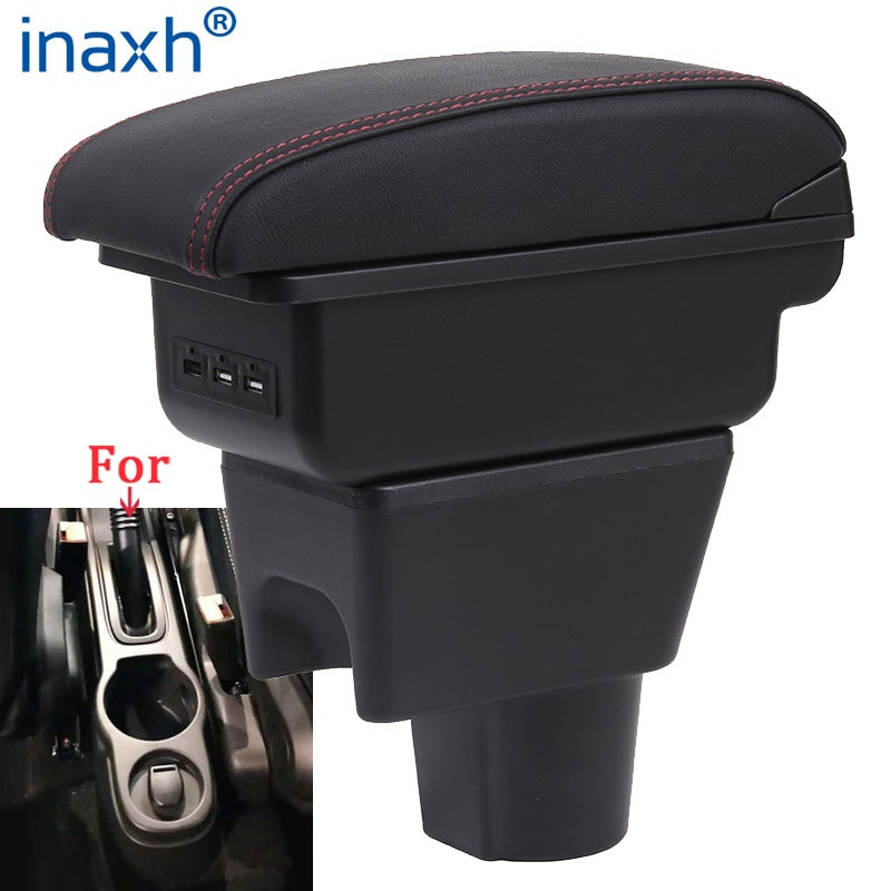 For Renault Duster Armrest For Dacia Duster Car Armrest box Center Storage box car accessories Inter