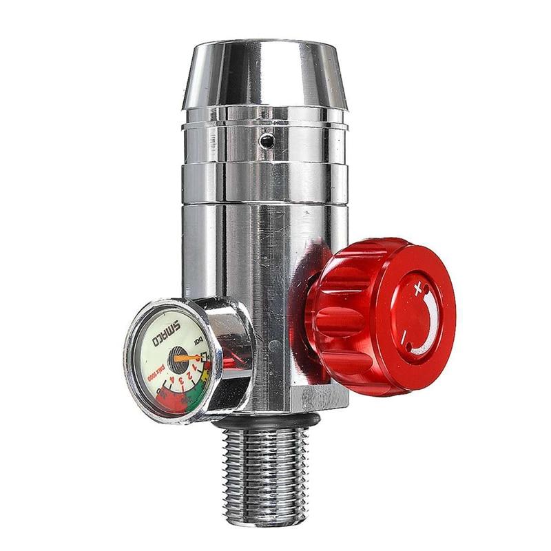 SMACO S400 200Bar الغوص صمام M18X1.5 3000PSI المستوى الأول صمام تخفيض الضغط للغوص أسطوانة أكسجين
