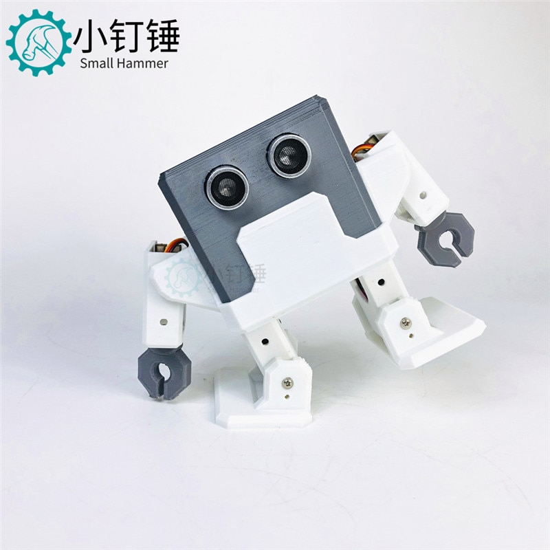 OTTO H روبوت الروبوت الهاتف المحمول بلوتوث التحكم عن بعد البرمجة لتقوم بها بنفسك روبوت راقص لعبة صانع اردوينو الطباعة ثلاثية الأبعاد