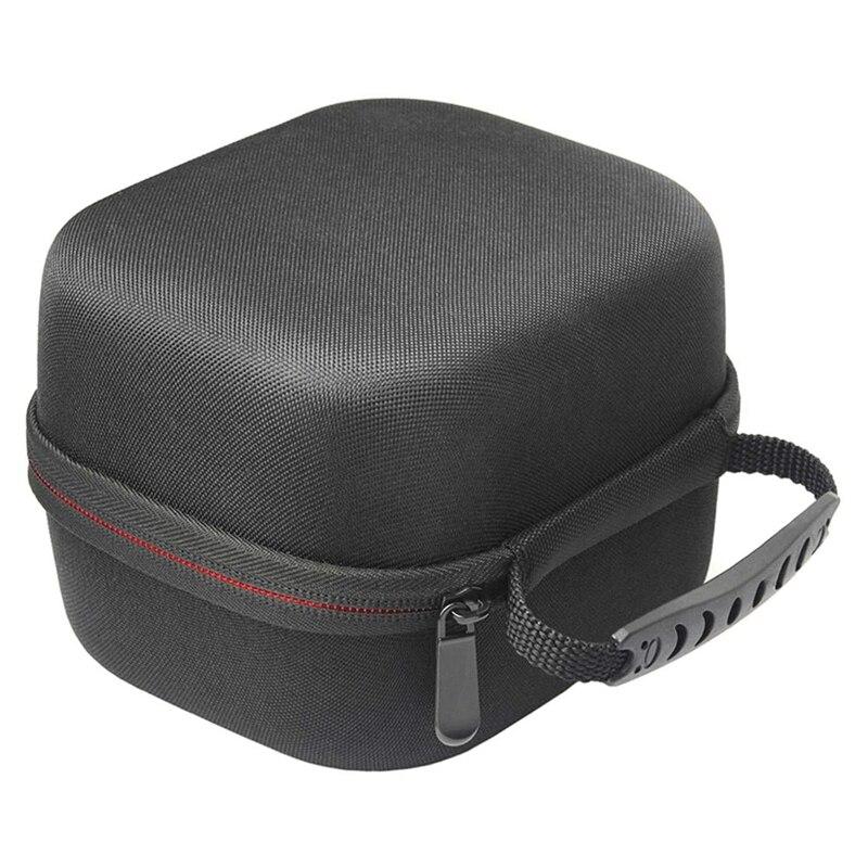 Estojo de Transporte Protetor à Prova de Choque Armazenamento para Homepod Portátil Casca Dura Bolsa Viagem Caixa Mini Alto-falante