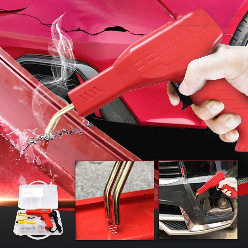 مجموعة ماكينة لحام, لإصلاح شظايا السيارات الاحترافية