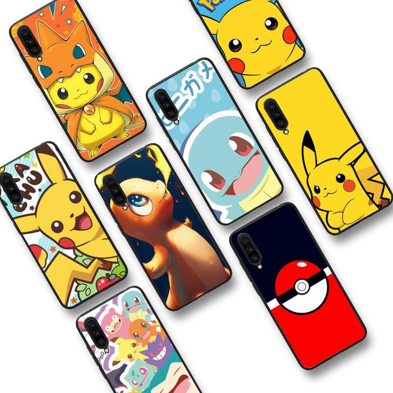 Cute-Pokemones Phone Case For Xiaomi mi9 mi8 F1 9SE 10lite note10lite Mi8lite Coque for xiaomimi5x