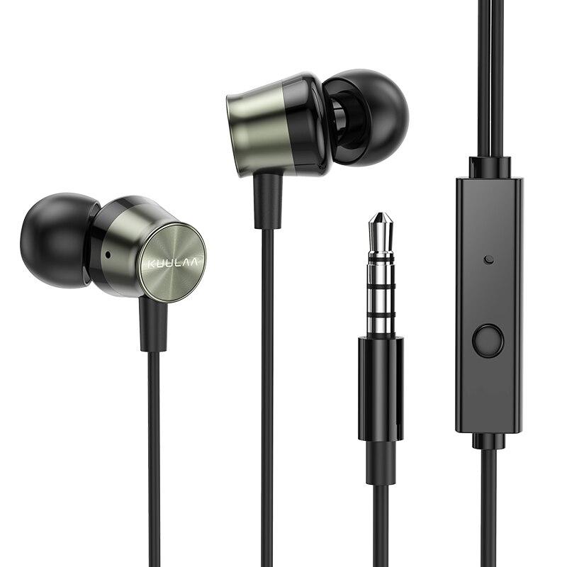 Auriculares intrauditivos deportivos con cable y sonido de graves, cascos con micrófono para xiaomi, iPhone y Samsung, MP3, novedad