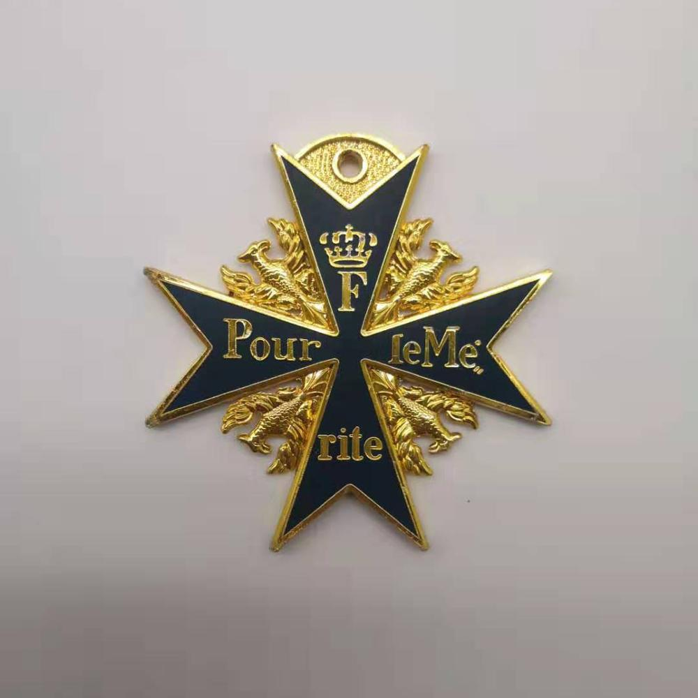 WW1 Blue Max Pour Le Merite German Prussian Military Medal Eagle Badge