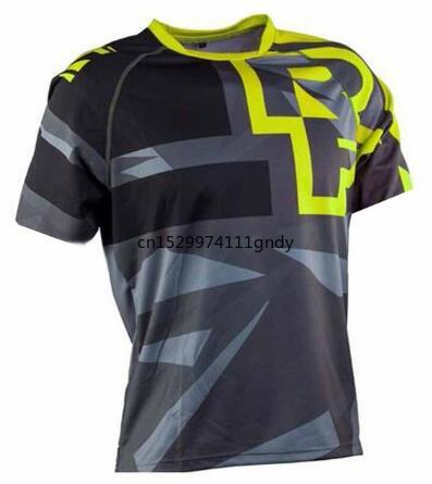 2020 Motocross camisa Moto chaqueta todoterreno camiseta paseo MTB bicicleta de manga...