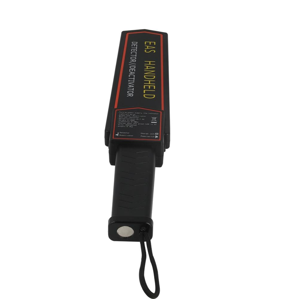 Lable Deactivator Security Tag Remover Handheld Tag Detector/Tester 3 Function into 1 For RF8.2Mhz EAS Systems enlarge