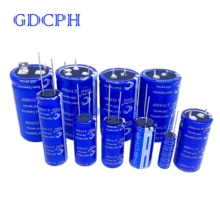 Supercondensadores 2,7 V Serie 10F 40F 50F 60F 100F 120F 360F 400F 500F 2,7 V