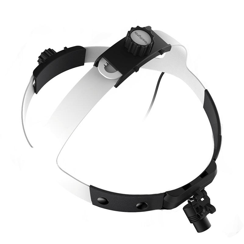 Best-selling Helmet-style 3W LED Headlamp With Rechargeable Built-in Battery Headlight for Oral Surgery(JU-M06-F) enlarge