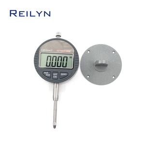 0-1 inch (0-25.4mm)  Electronic Digital centigrade Indicator LCD display 0.01mm digital indicator dial gauge digital centimeter