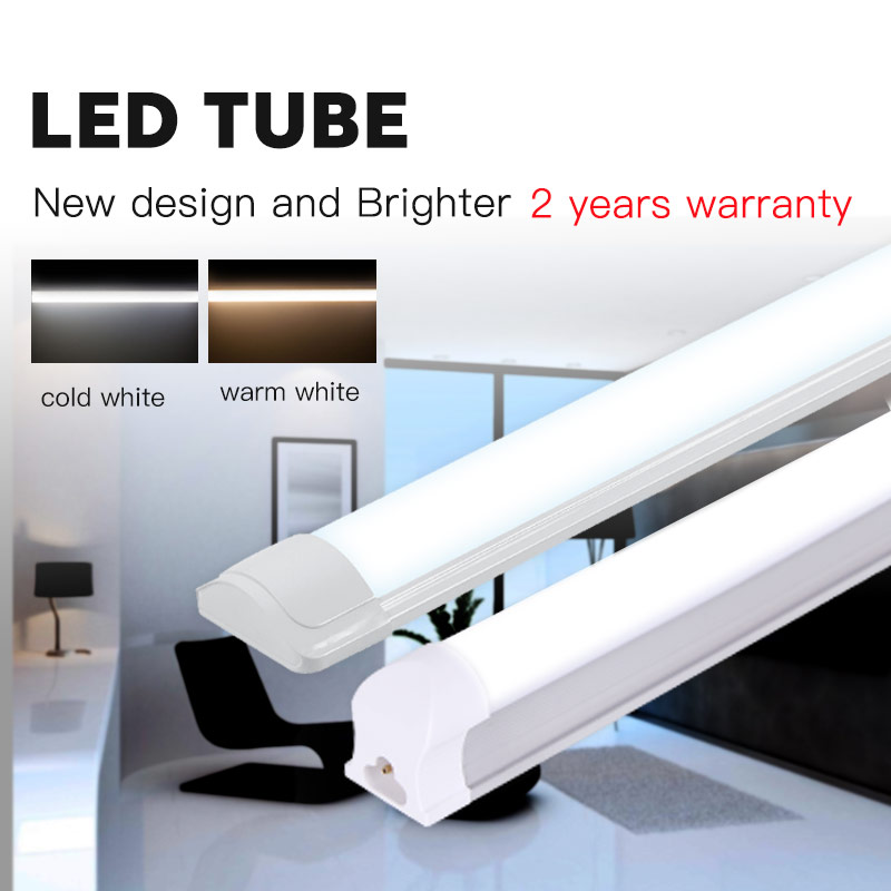 T5 LED Leuchtstoffröhre T8 Lampe Bar 120cm 1200mm 220V 10W 20W 40W Leds rohre Wand Lichter 2FT 4FT 60cm Für Home Innen Küche Beleuchtung