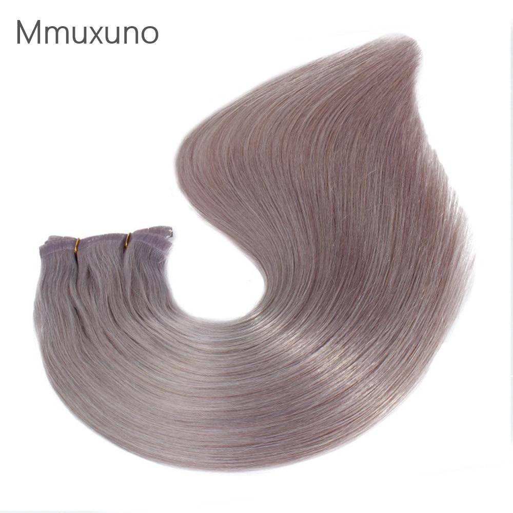 مشبك شعر بشري بدون آثار