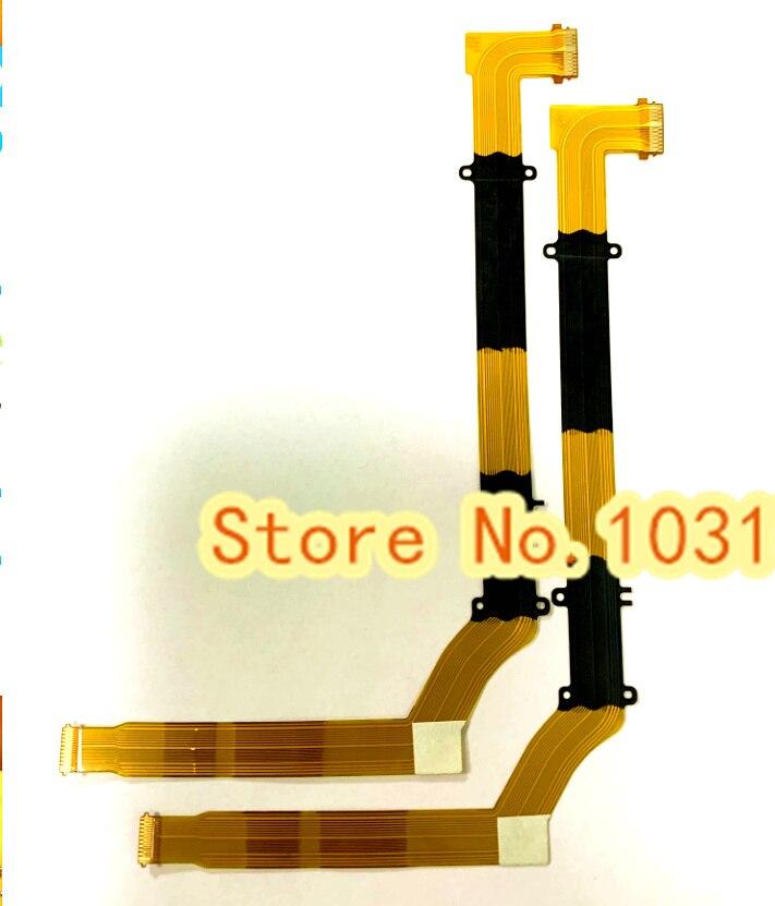 1PCS New For Canon EOS M6 Shaft rotating LCD Flex Cable  Digital Camera Repair