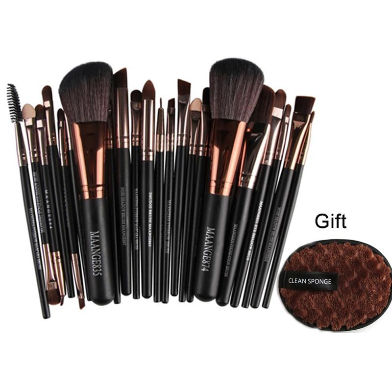 Professional makeup brushes tools set Make up Brush tools kits for Eyeshadow Eyeliner Cosmetic Brush
