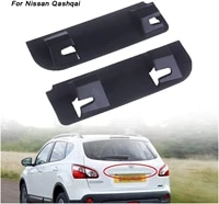 for nissan qashqai car tailgate boot handle repair snapped clip kit clips 2006 2007 2008 2009 2010 2011 2012 2013 accessories