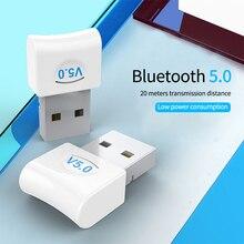 V 5,0 USB Bluetooth Dongle Adapter für Computer Laptop Wireless Gamepad Audio Lautsprecher Kopfhörer Empfänger Sender Fm-transmisor