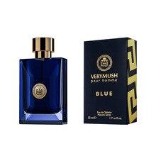 Hot Sale 50ml Perfume For Men Long Lasting Eau De Toiltte Fresh Man Parfum Mature Spray Glass Bottle Male Wood Fragrances