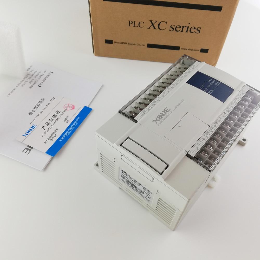 XINJE XC3-32R-E XC3-32R-C XC3-32T-E XC3-32T-C XC3-32RT-E XC3-32RT-C PLC وحدة المعالجة المركزية AC220V/DC24V ، دينا في المخزون