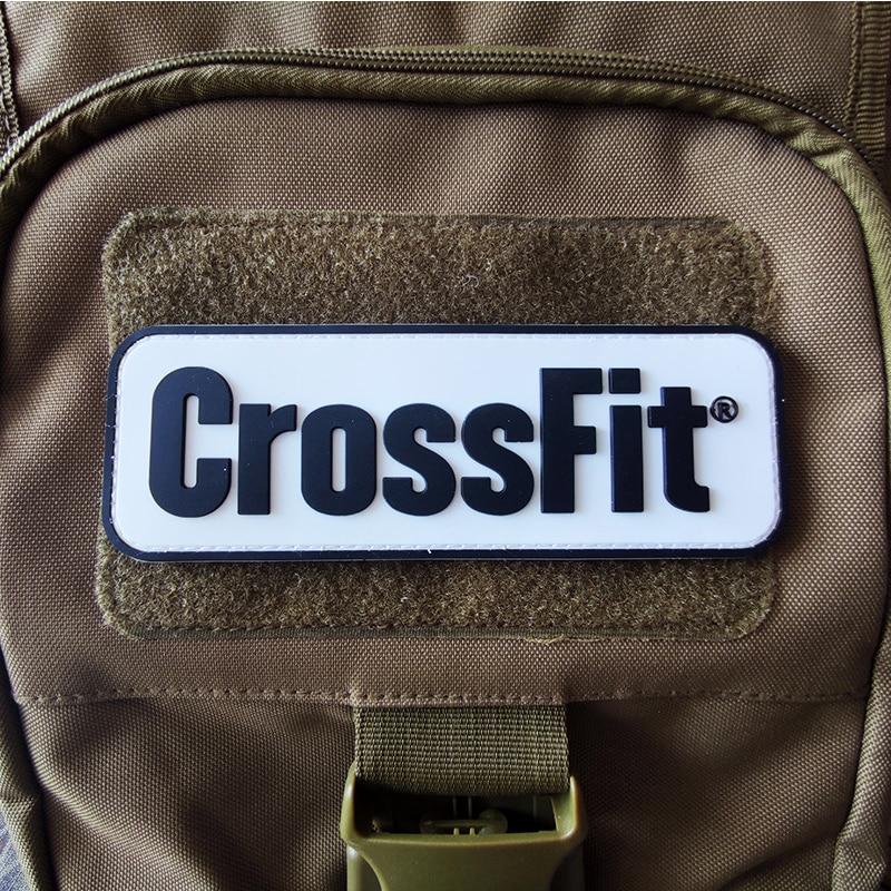CrossFit 5,11, военная искусственная вышивка из ПВХ, железная наклейка на одежду, шляпу, рюкзак, аксессуары
