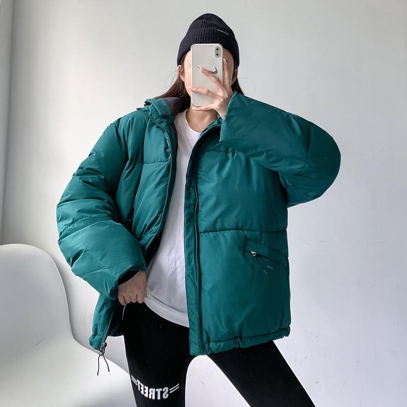 куртка женская куртка зимняя женская пальто женское куртка женская зима Женская утепленная куртка с удобрениями, зимняя Корейская пуховая ...