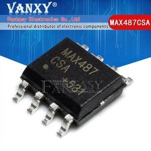 100pcs MAX487CSA SOP-8 MAX487ESA SOP8 MAX487 SOP