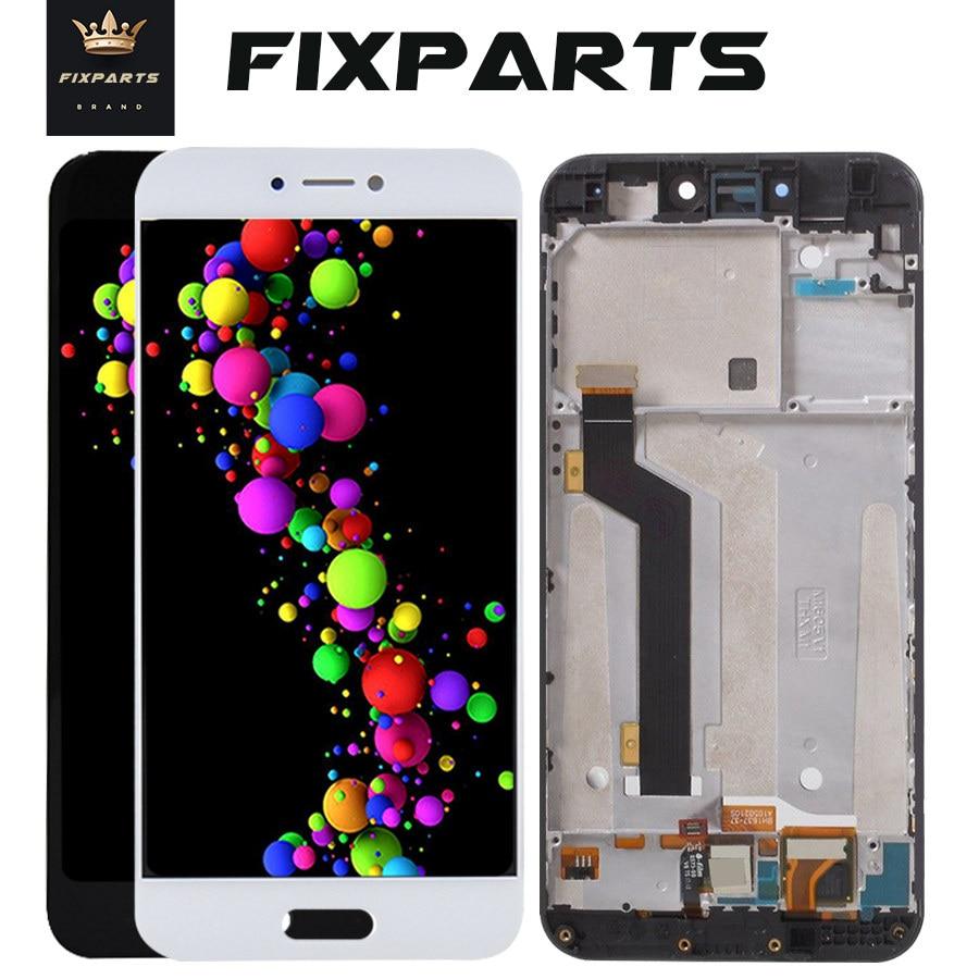 """Para XiaoMi Mi 5c 5 C MI 4C LCD MI5C LCD pantalla montaje de pantalla táctil pieza de reparación 5,15 """"Accesorios para teléfono XiaoMi Mi5c MI4C"""