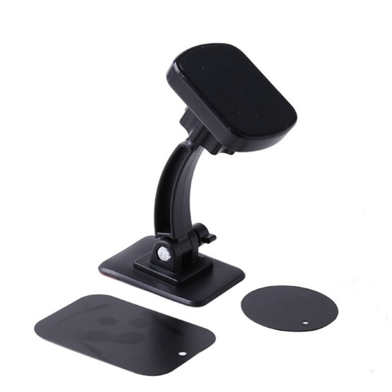 360 Degrees Strong Magnetic Car Cell Phone Mount Holder Stand For Samsung Huawei GPS