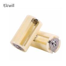 Adaptateur de convertisseur de batterie 3 AA à D bricolage 1/2/3 AA à 1 D