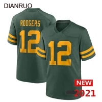 2021 packers mens rugby jersey size s m l xl 2xl 3xl top quality