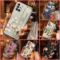 Kickstand Silicone Phone Case For Samsung Galaxy M31S SM-M317F M315F Soft Case Anti-dust Back Cover