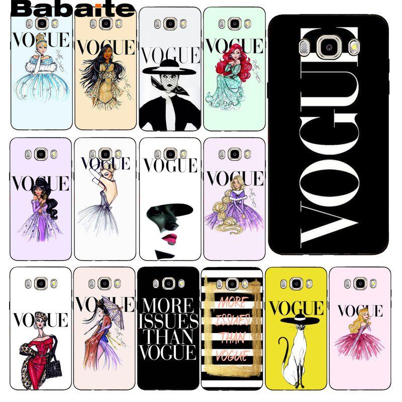 Bbabite модная женская больше проблем, чем Vogue чехол для телефона для samsung Galaxy J7 J6 J8 J4 J4Plus J7 DUO J7NEO J2 J7 Prime