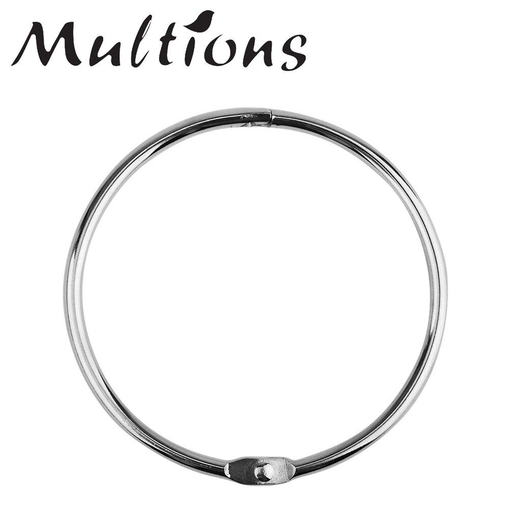 1/5 pçs thread bobbin cross stitch titular de armazenamento de metal bobina anel para bordado fio diy ferramentas costura retalhos
