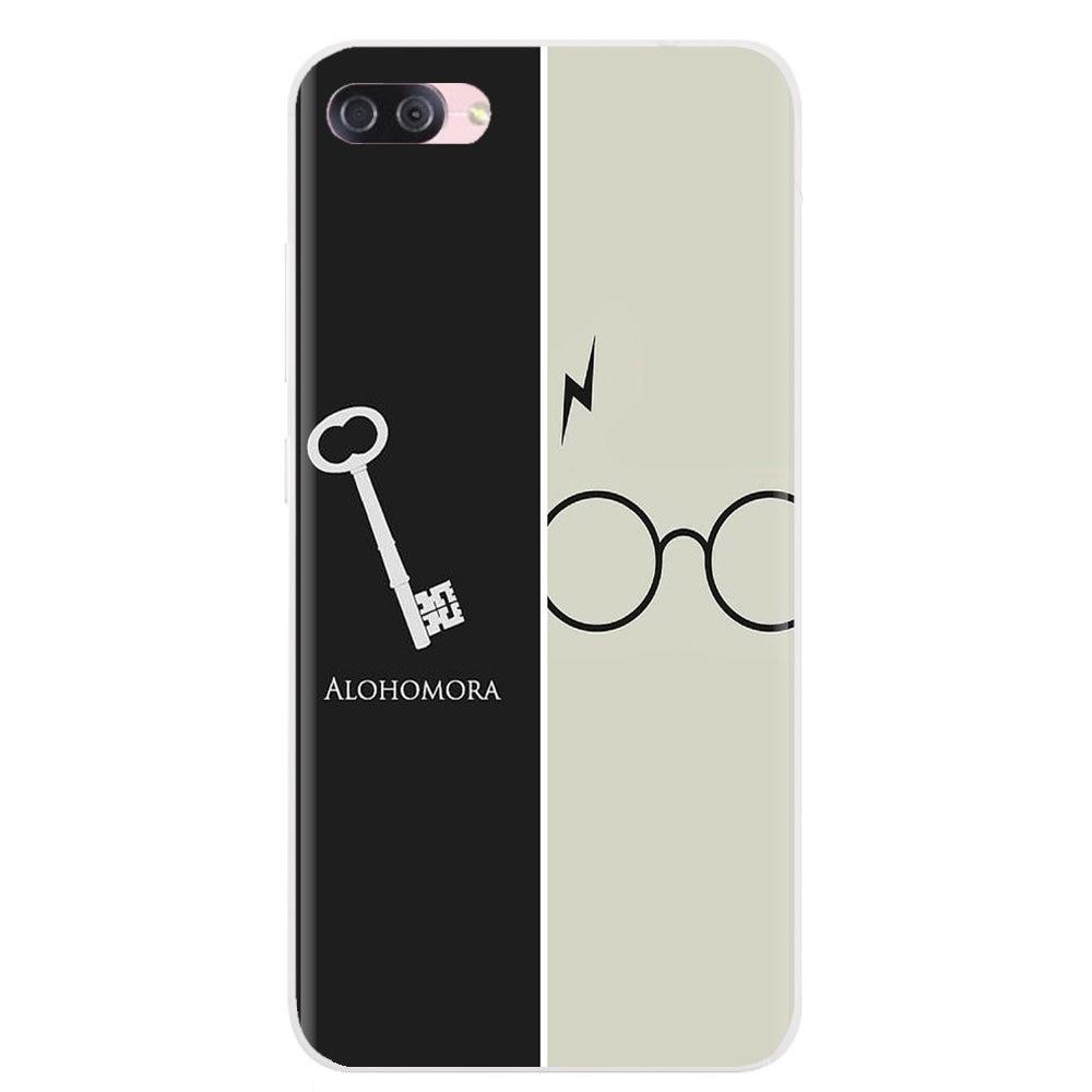 For Motorola Moto G G2 G3 X4 E4 E5 G5 G5S G6 Z Z2 Z3 C Play Plus Alohomora Inspirational Silicone Phone Case