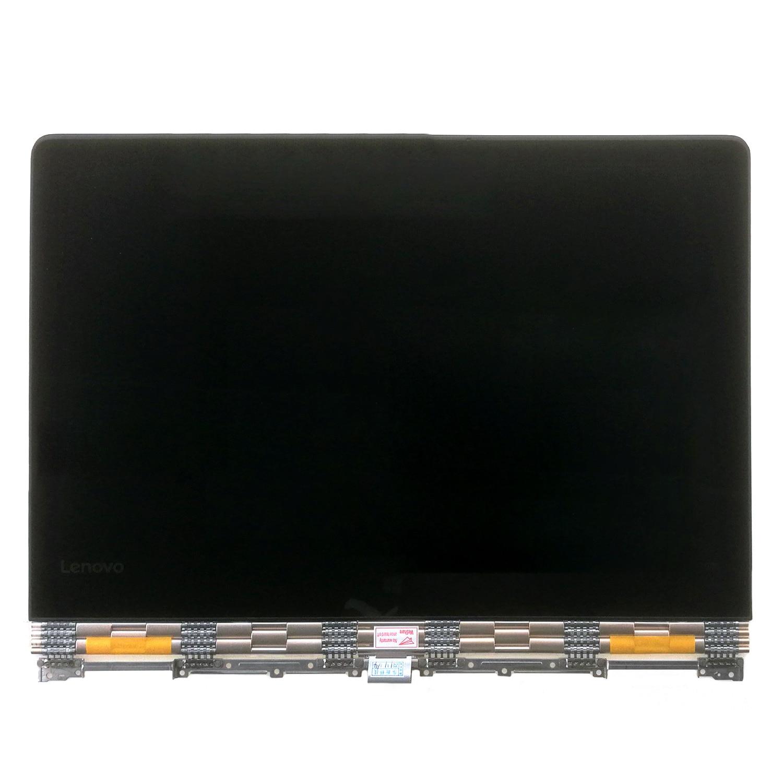 شاشة 13.3 بوصة لينوفو يوغا 900 13ISK2 LCD تعمل باللمس محول الأرقام الجمعية 3200 × 1800 الذهب