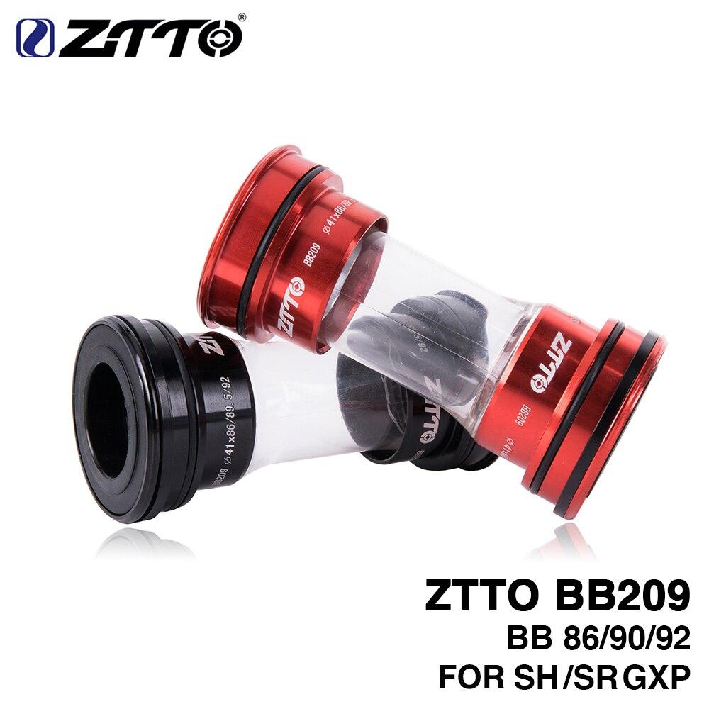 BB209 BB92 BB90 BB86 Ajuste de prensa soportes inferiores para bicicleta de montaña de carretera para piezas 24mm bielas BB GXP 22mm Chainset