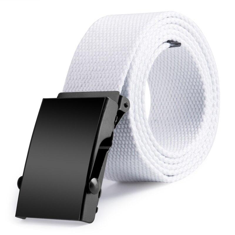 Nueva tela de lona de algodón Unisex para hombre