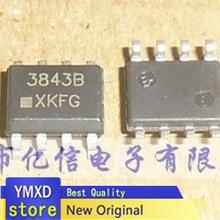 10pcs/lot Brand new imported 3843 UC3843BD1R2G UC3843B SOP8 UC3843 power chip