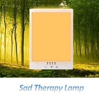 euusuk plug light therapy lamp led bright white therapy light stepless dimming phototherapy sad therapy light