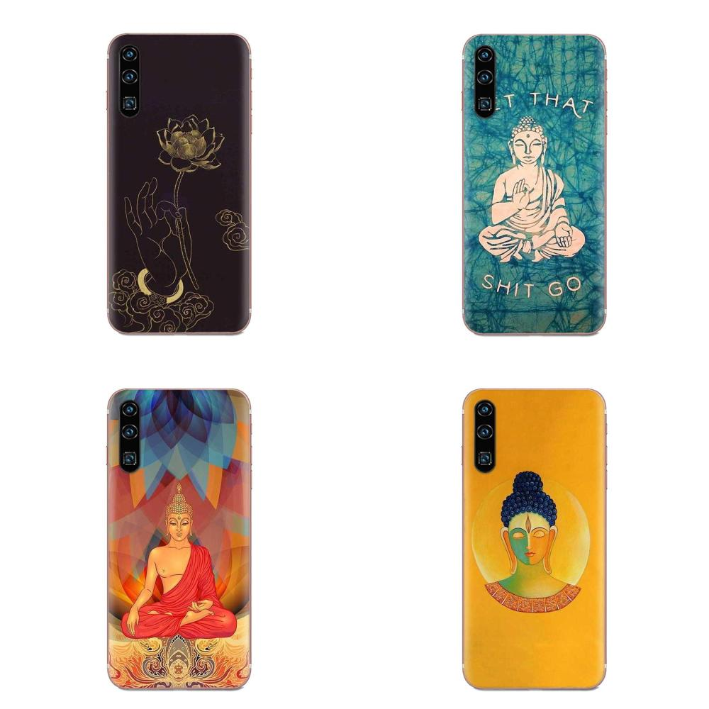 Caso de telefone casca macia índia buda para xiaomi redmi note 2 3 s 4 4a 4x 5 5a 6 6a pro plus