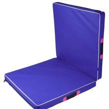 Складной напольный коврик для упражнений танцевальный коврик для йоги гимнастический Тренировочный Коврик оборудование для фитнеса для д...