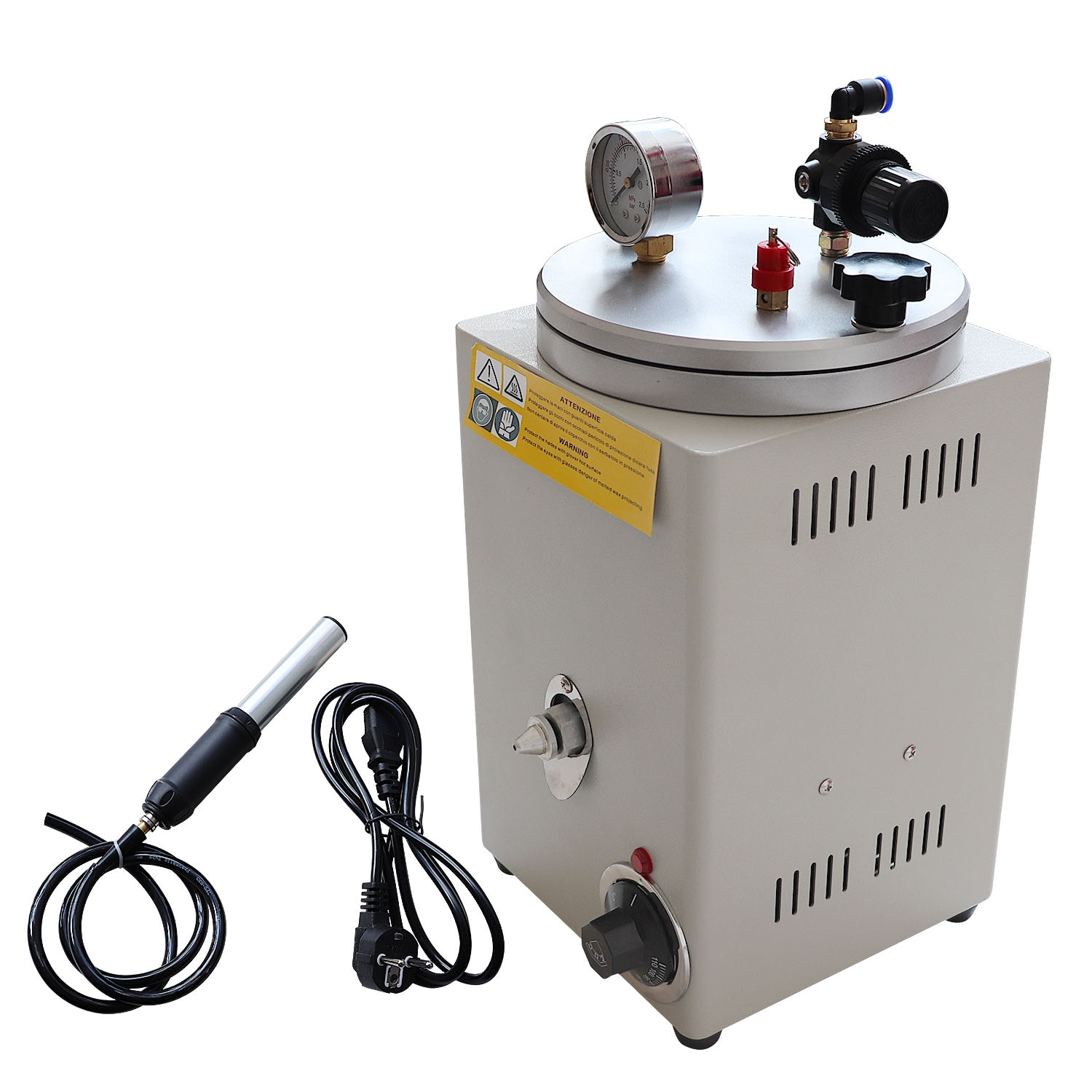 Pump Injection Wax Machine Jewelry Processing Equipment Casting Version  Jewellers jewellery tools