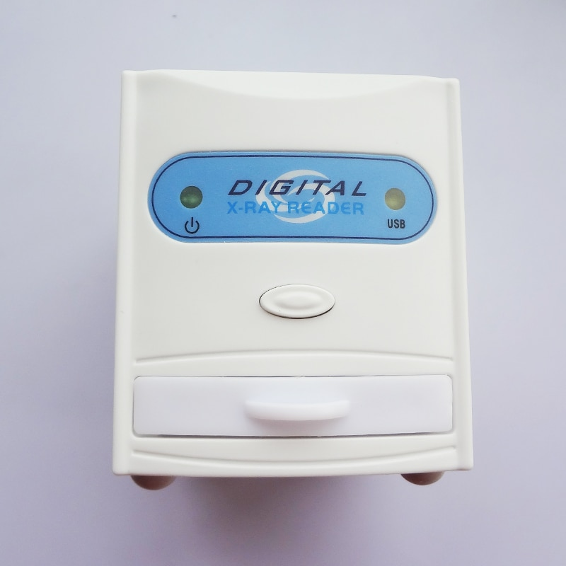 Одобренный CE портативный стоматологический MD300 USB рентгеновская пленка-ридер