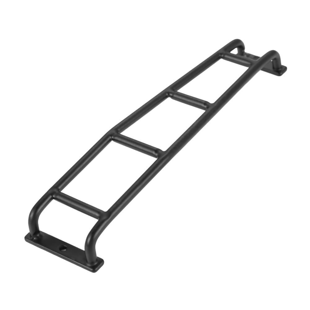 De Metal escalada trasero escalones de escalera para 1/10 coche trepador de control remoto Traxxas TRX4 G500